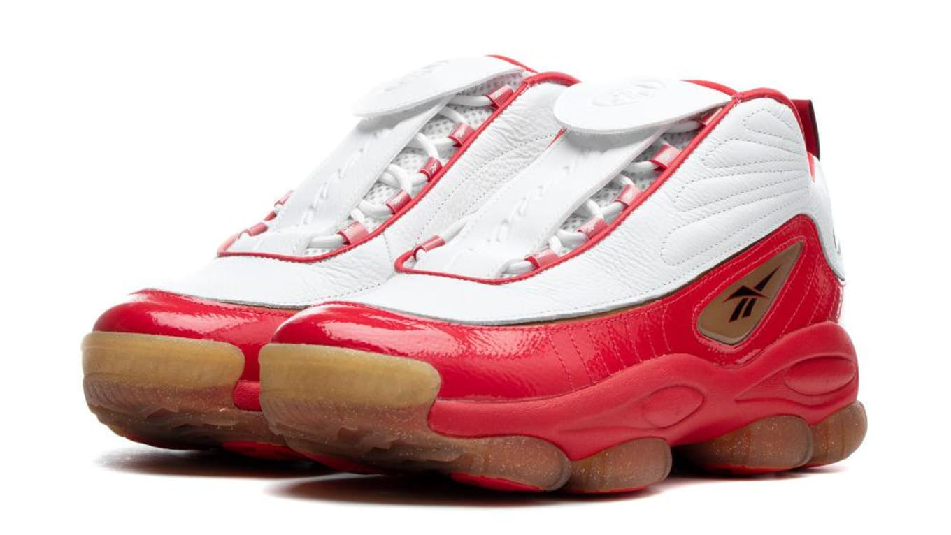 save off 5148b 19342 A brand new colorway of the Reebok Iverson Legacy.