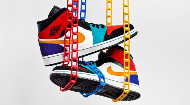 Multicolor  Air Jordan 1s Available Now 61eacaea6