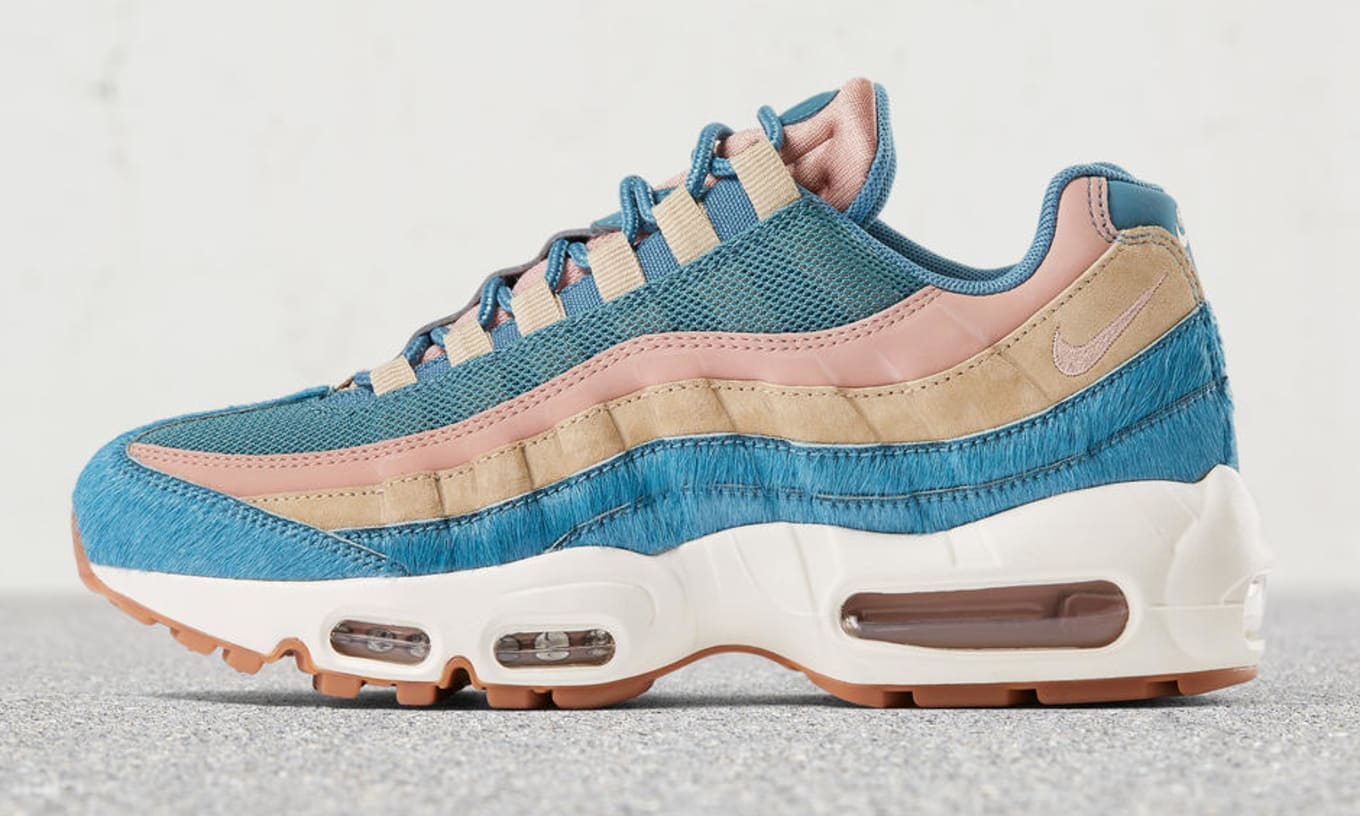 Women s Nike Air Max 95  Embossed Fur  Pack Release Date  9fb233c7e
