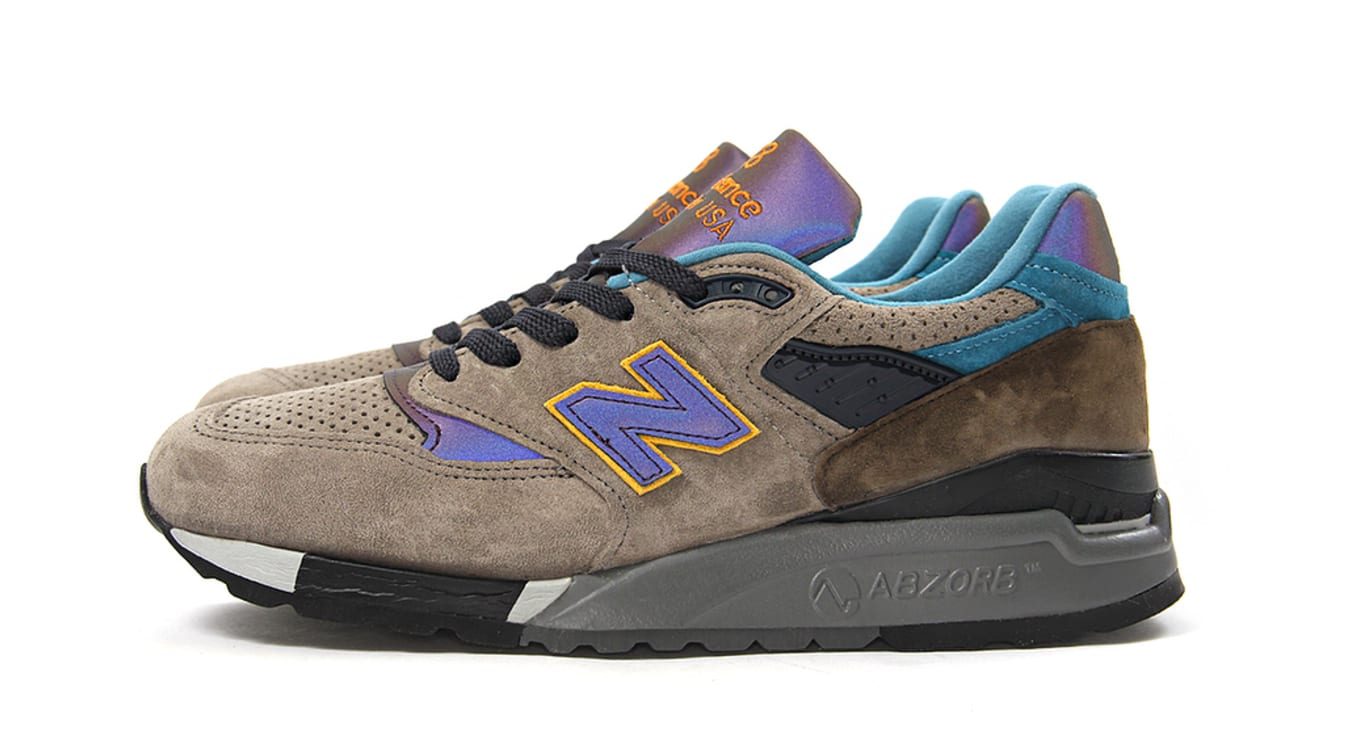 best service cef1a 17633 Concepts New Balance 998 'Goldeneye' and 'Nor'easter ...