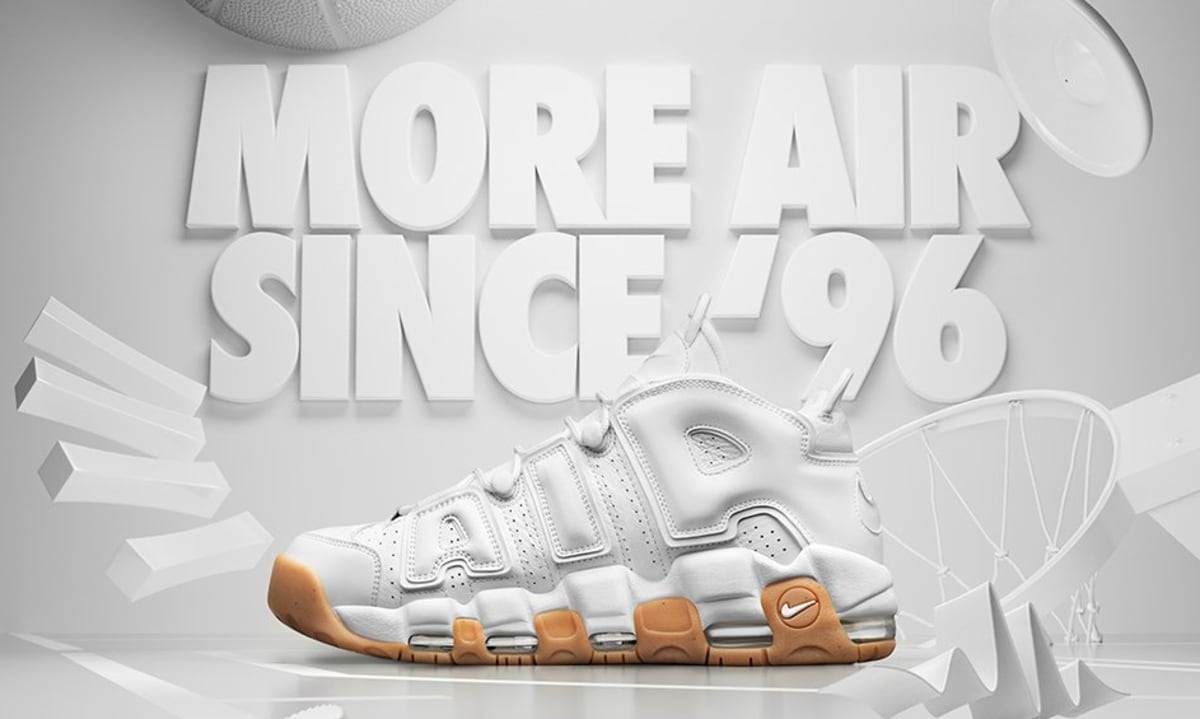 442bbb80d6a1 Nike Air More Uptempo Release Date 414962-103