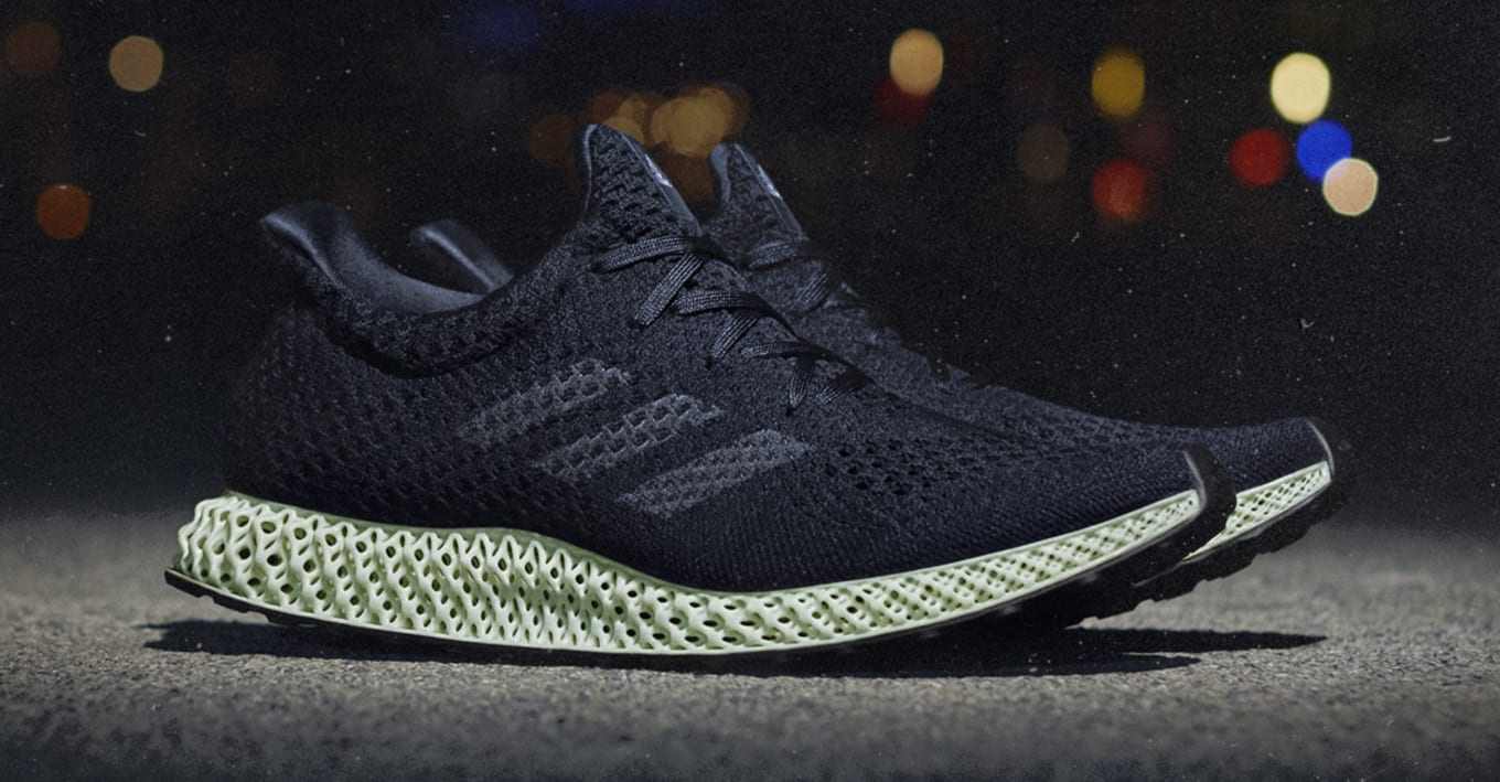 Adidas New 4D Model   Sole Collector 51bed72346