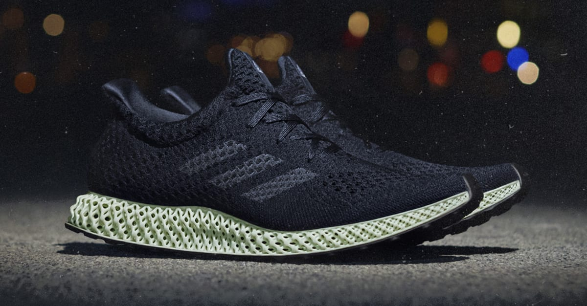 Adidas Rumored to Release New 4D Model