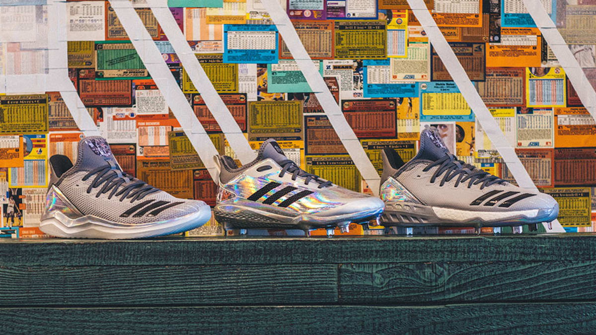 look for fbabf 64662 Adidas Baseball Adizero Collab with Topps for Cleats and Trainers  Sole  Collector