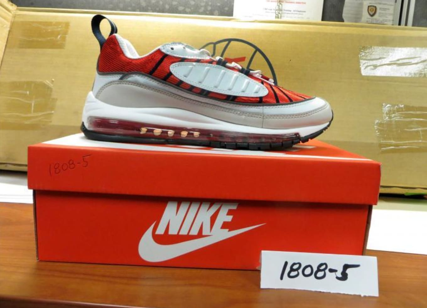 4bd6865bc6 Nearly $2 Million of Fake Nikes Seized in New York | Sole Collector