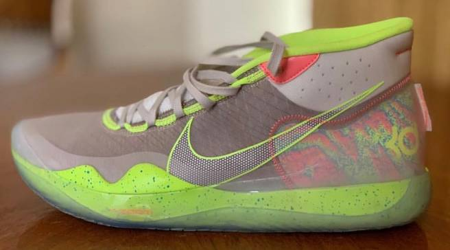 c279cb901b01 Kevin Durant Previews the  90s Kid  Nike KD 12