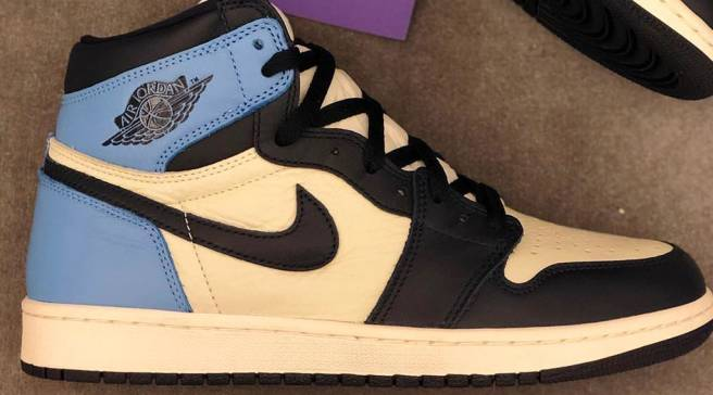 detailed pictures e48f8 18fee Another Air Jordan 1 Inspired by MJ s Days as a UNC Tar Heel