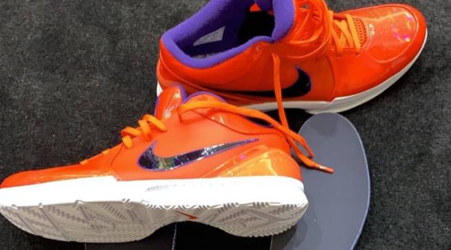 e02a7fb0af06 Another Look at the Undefeated x Nike Kobe 4 Protro
