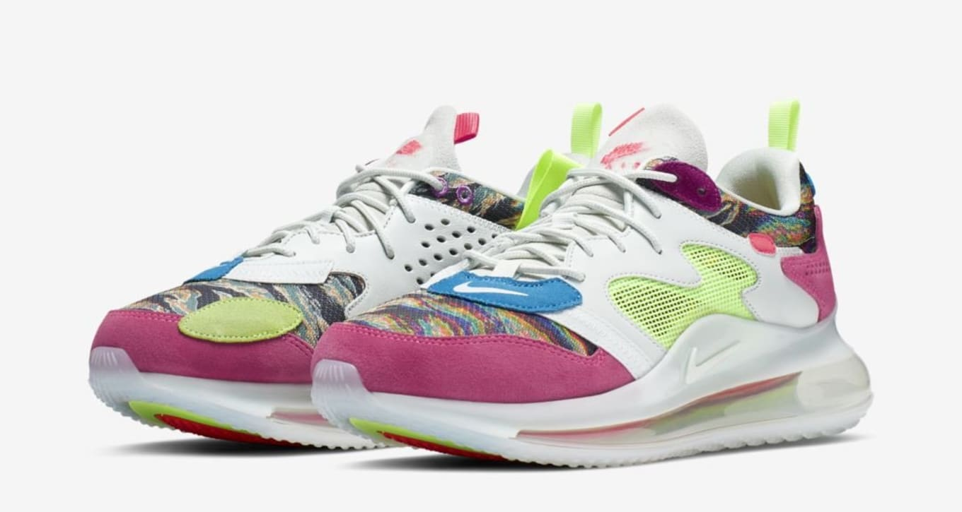 Odell Beckham Jr X Nike Air Max 720 Multi Color Hyper Pink Ck2531