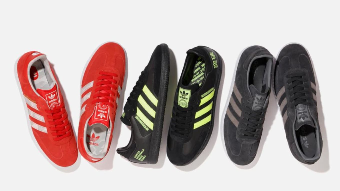 f4cb9ac58 Adidas Collaborates With Streetwear Brands for 2018 World Cup. Bape