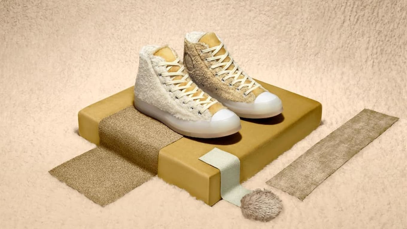 Clot x Converse Chuck 70 Jack Purcell 'Ice Cold' Pack