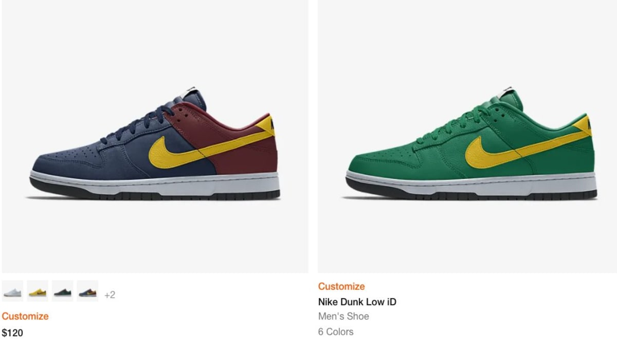 Nike Dunk Low iD By You Release Date | Sole Collector