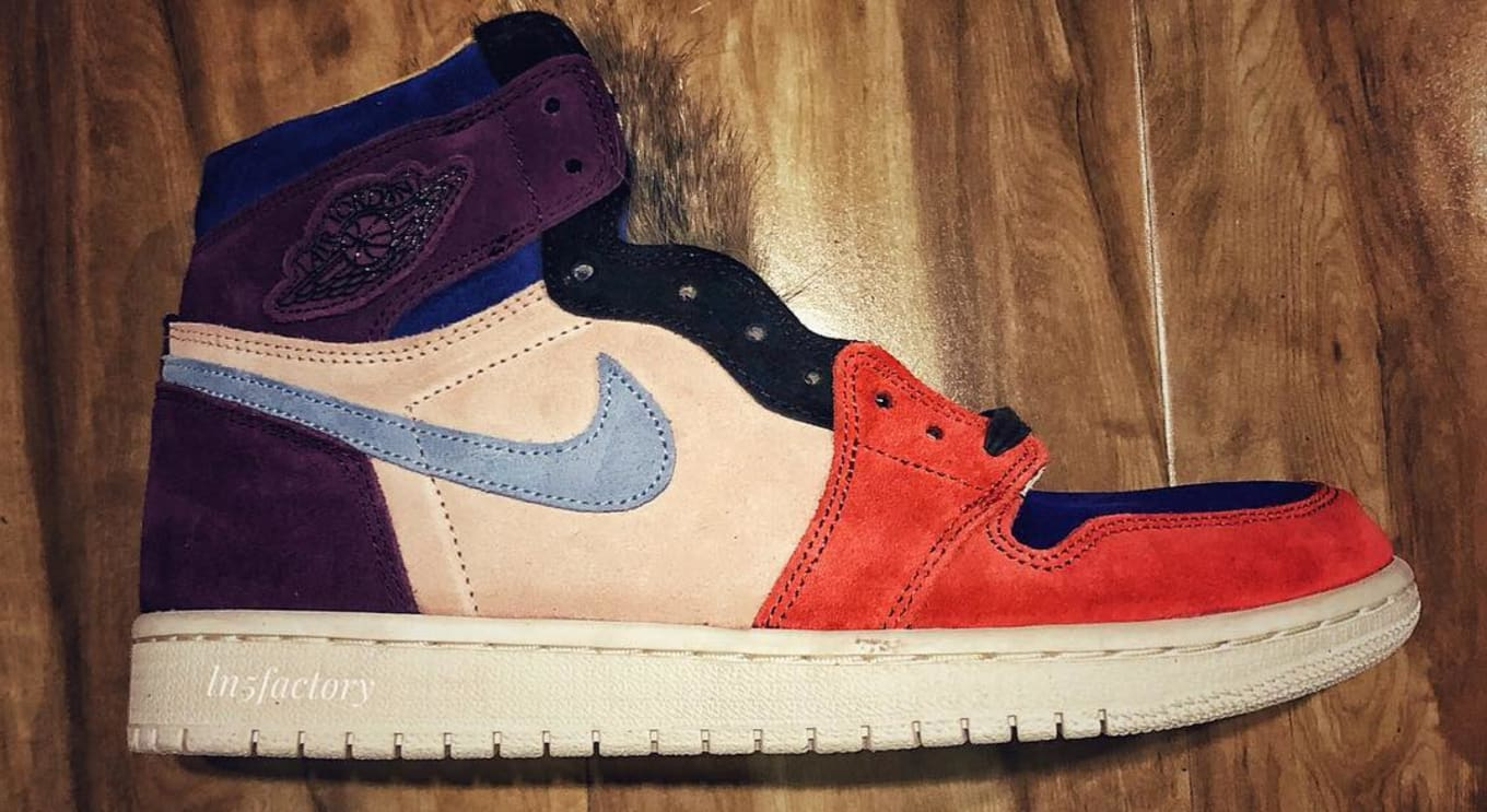 f3673f08928 Aleali May x Air Jordan 1 'Viotech' Release Date | Sole Collector