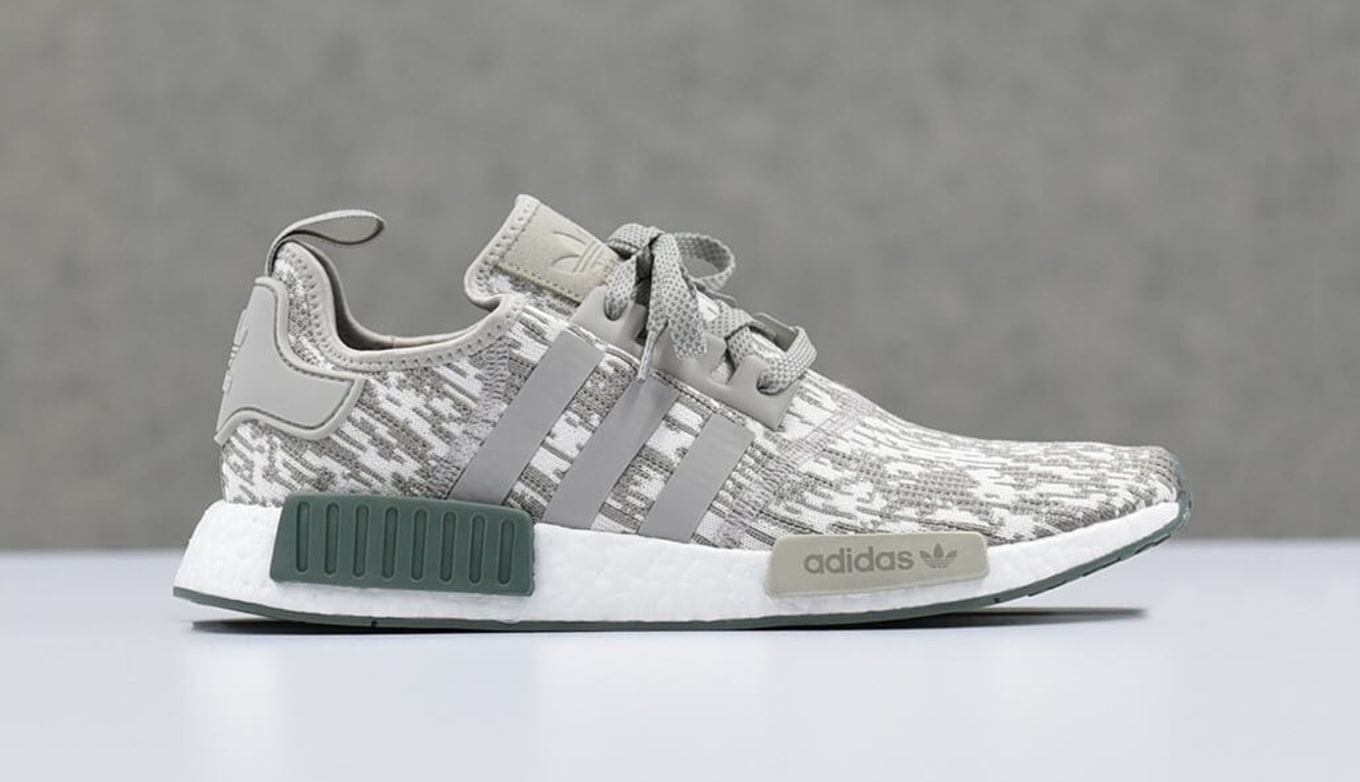Foot Locker x Adidas NMD R1 Sesame Exclusive Release  924a4183c