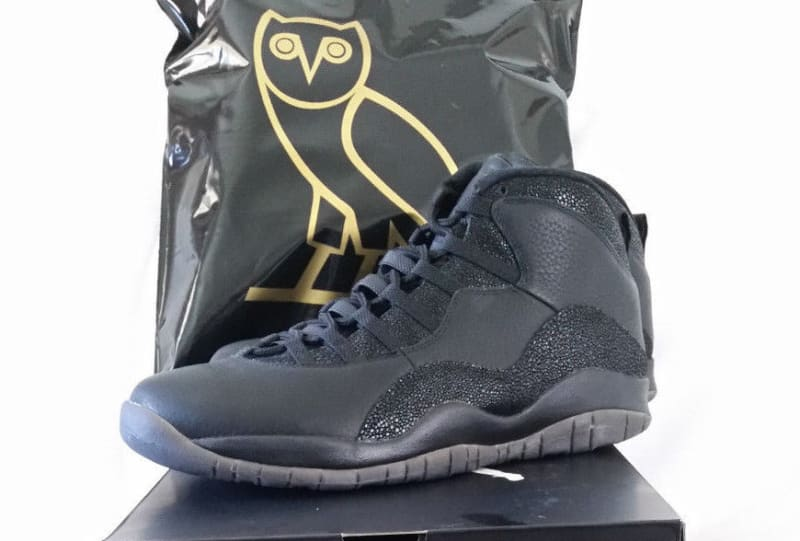 3e052637a4ac6a the black ovo air jordan 8 makes it a great time to be alive