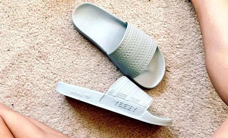 5d2c56701a0a Kanye West Designed Adidas Yeezy Slides