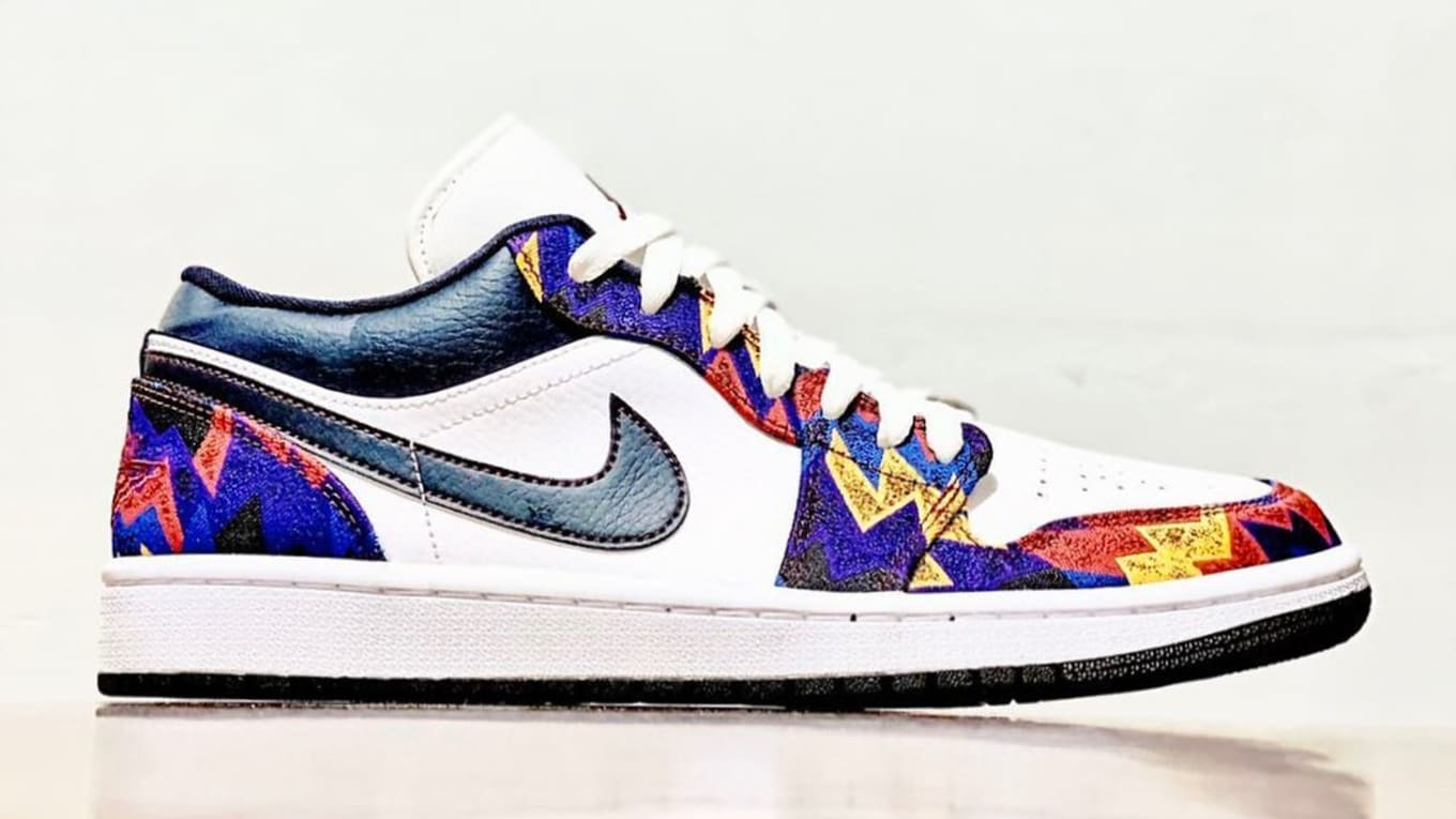 Air Jordan 1 Retro Low Nothing But Net Release Date Sole Collector