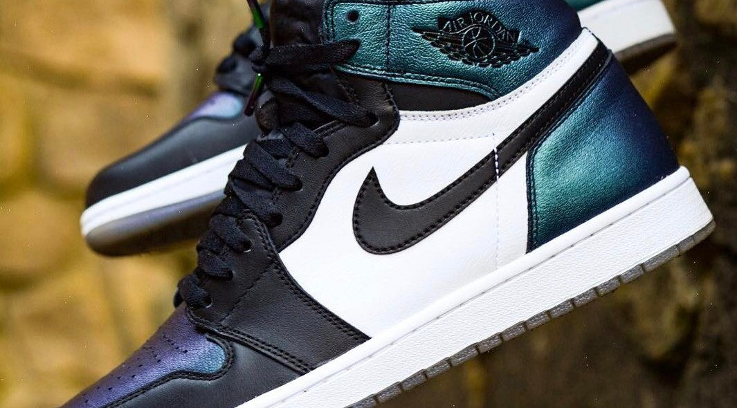 wholesale dealer 5c18a 644df Air Jordan 1 All-Star Chameleon 2017 Release   Sole Collector