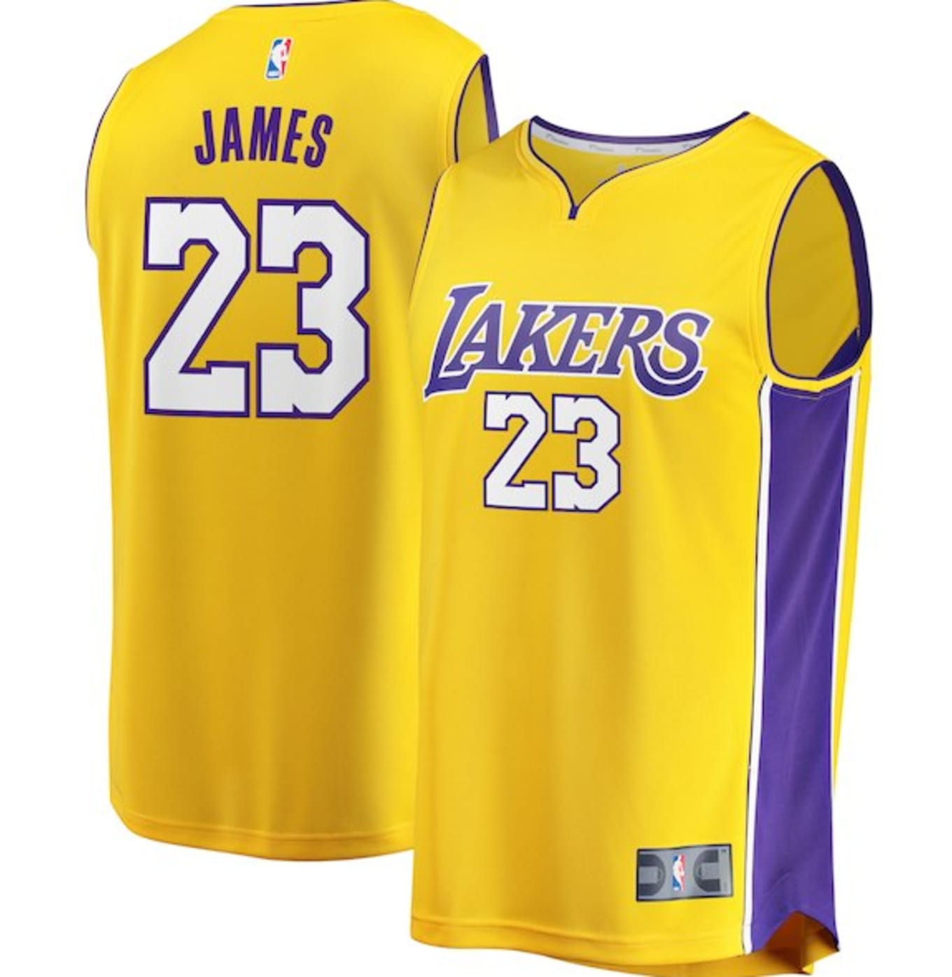 newest 319ac dcd15 LeBron James Los Angeles Lakers Jerseys Selling Out | Sole ...