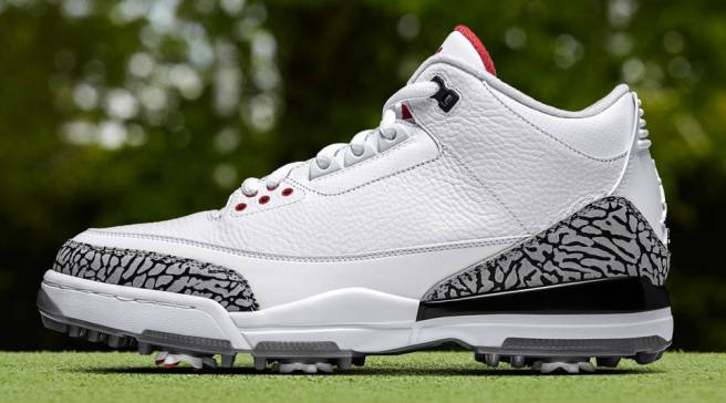 b761d6e43e1a3b These Air Jordan 3s Are Built for the Links