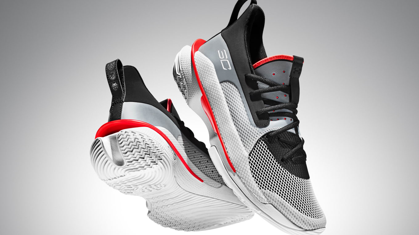 Under Armour Curry 7 'UNDRTD' Release Date | Sole Collector