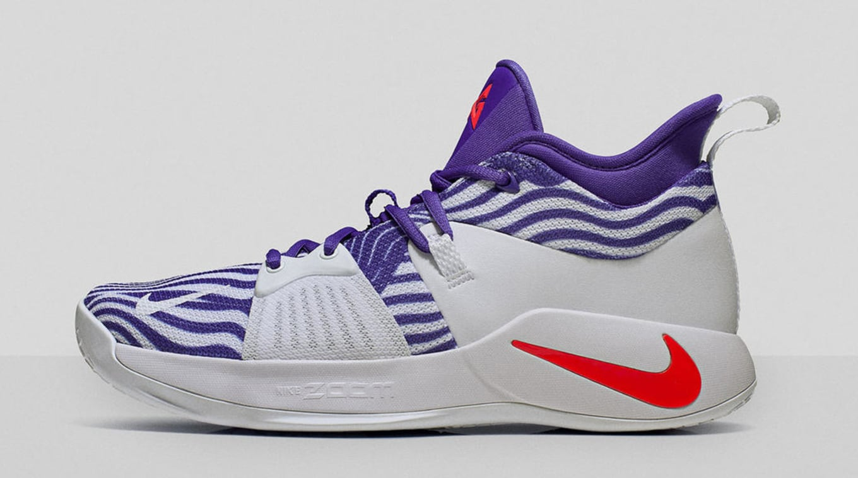 quality design aee91 c8fdf Nike PG 2. Image via Nike. Nike Basketball WNBA All Star PG2