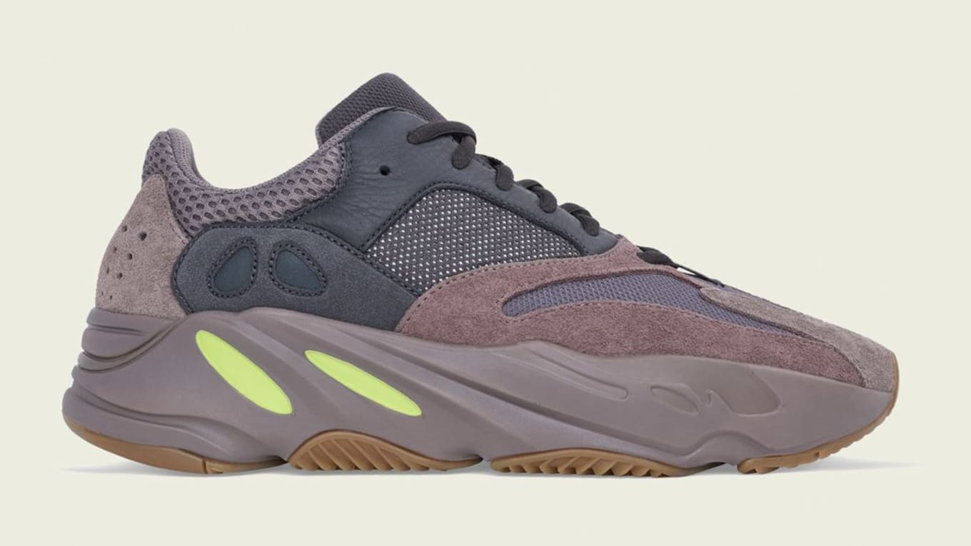 73229fb6a Adidas Yeezy Boost 700  Muave Muave Muave  EE9614 Release Date ...