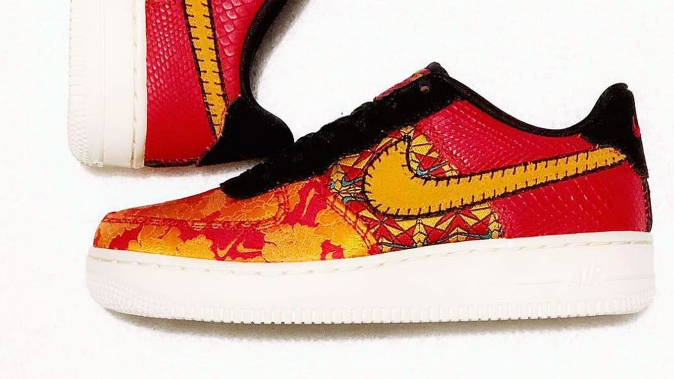 new arrival 5700f 940fa Nike Air Force 1 Low 'Chinese New Year' Release Date AV5167 ...