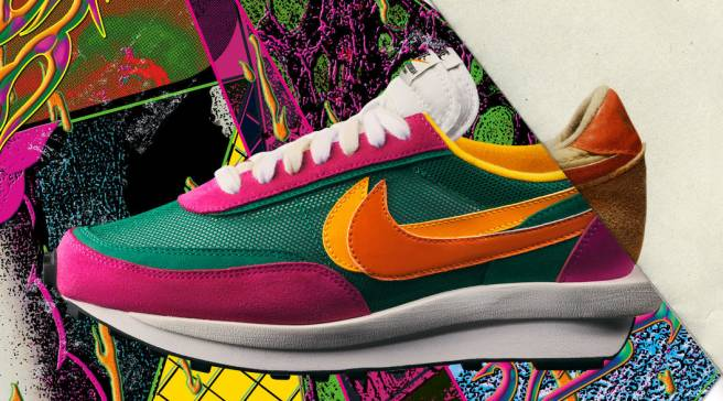 26776b91cd12 Sacai s Nike LDWaffle Hybrid Release Has Been Pushed Back