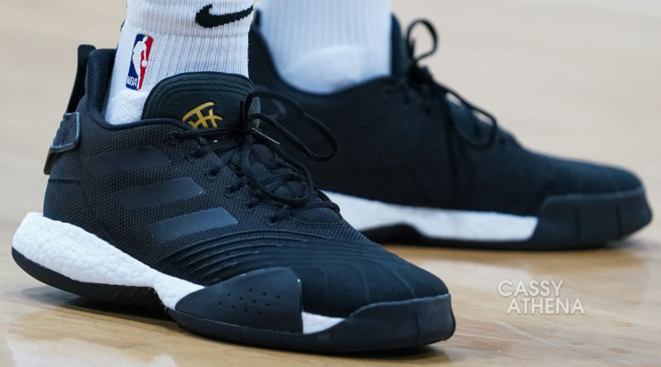 7670c444 Kelly Oubre Jr. Spotted In Adidas T-Mac Millennium | Sole Collector