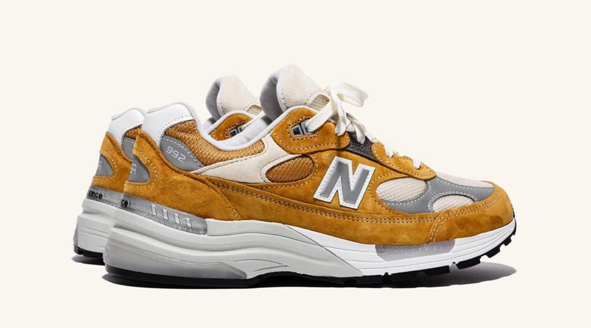 New Balance 992 PK1 Packer Shoes Exclusive Release Date | Sole ...