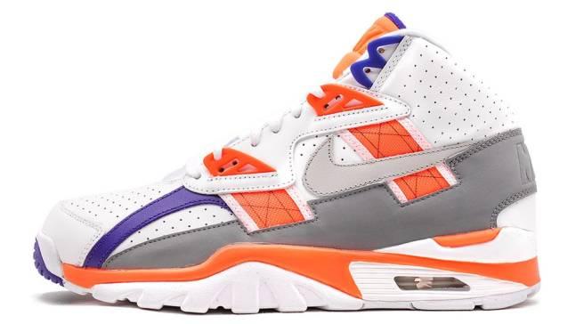 online retailer 14675 d0b2a Bo Jackson s  Auburn  Nike Trainers Are Back