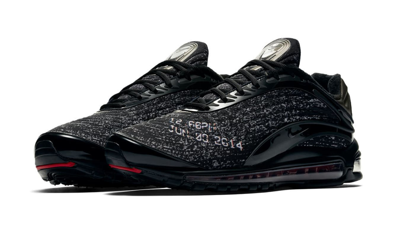 98674c74fb Skepta's Nike Air Max Deluxe Collab Arrives Next Week. 'Never sleep on  tour.'