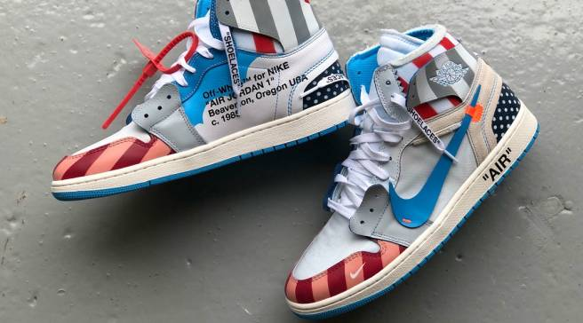 e1085f20be9f22 What a Parra x Off-White x Air Jordan 1 Would Look Like