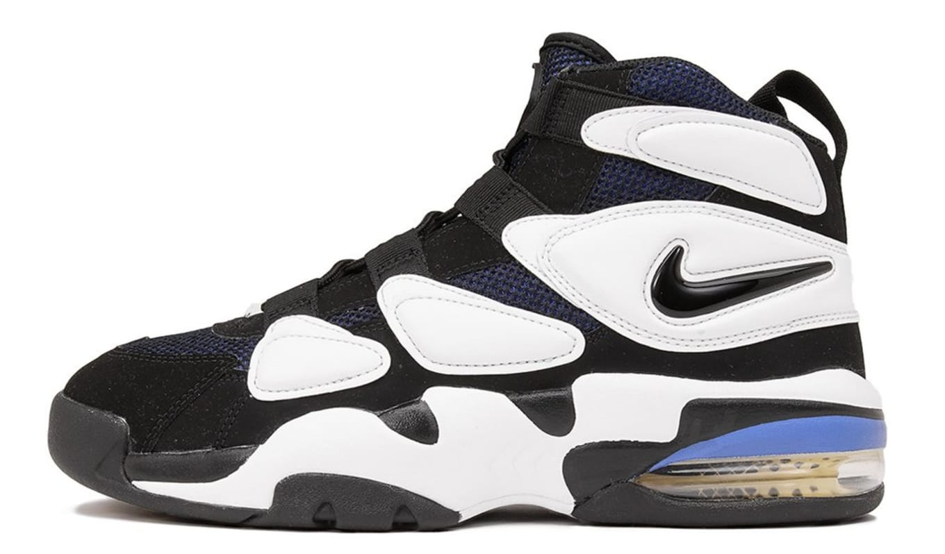 newest d80a3 d8c26 The Air Max2 Uptempo 94 is back in stores.