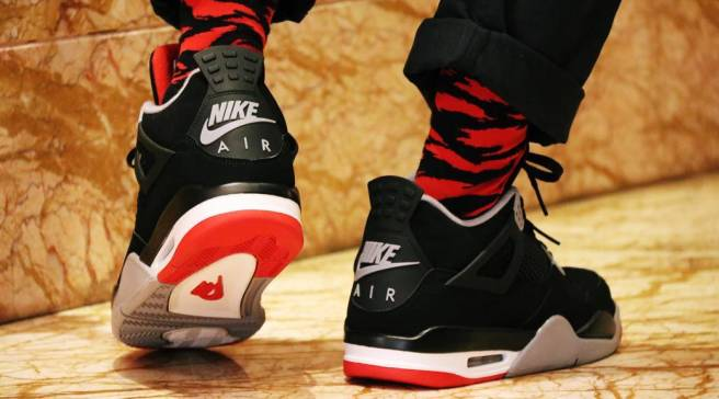 3f158bba3e47f1 A Better Look at the Upcoming 2019  Bred  Air Jordan 4s