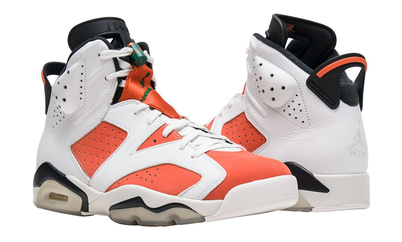 45ba2902f99 Gatorade Air Jordan 6 Like Mike 384664-145 | Sole Collector