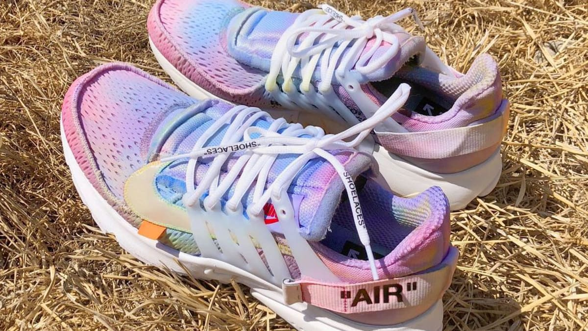 Customize Your Sneakers to Win $1,000 in GOAT Credit