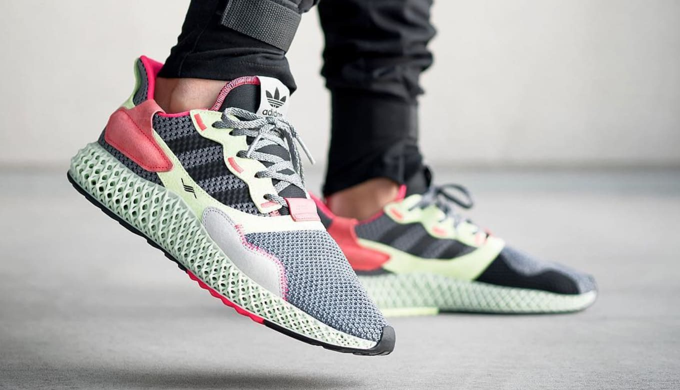 new product 13e5e 400a6 Another Colorway of the Adidas ZX 4000 4D