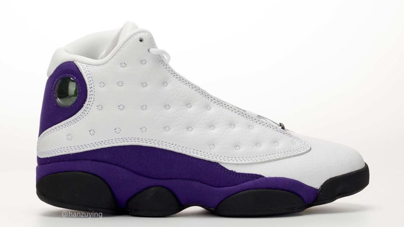 b78cdfd394 This Air Jordan 13 Is Inspired By One of Michael Jordan's Greatest Rivals