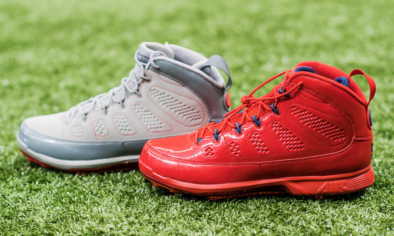 79b7a68bd Jordan Brand s Baseball Athletes Share Their Cleats for the New Season