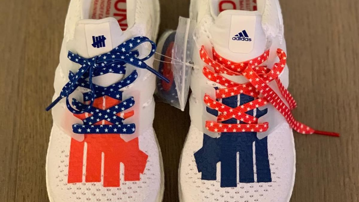 5e2d1181d75e7 Undefeated x Adidas Ultra Boost 2019 Release Date