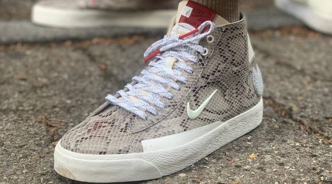 Check Out All These Colorways Of The Nike SB Blazer Mid XT