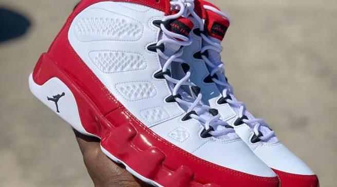 pretty nice d5a44 b83d8 Air Jordan 9 Retro