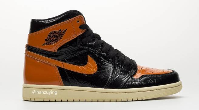 ce5cb1c72e0 Detailed Look at the 'Shattered Backboard 3.0' Air Jordan 1