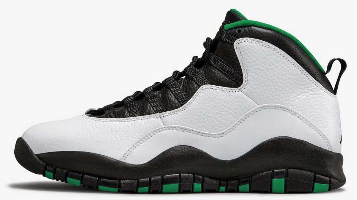 'Seattle' Air Jordan 10s Are Reportedly Making a Return in 2019