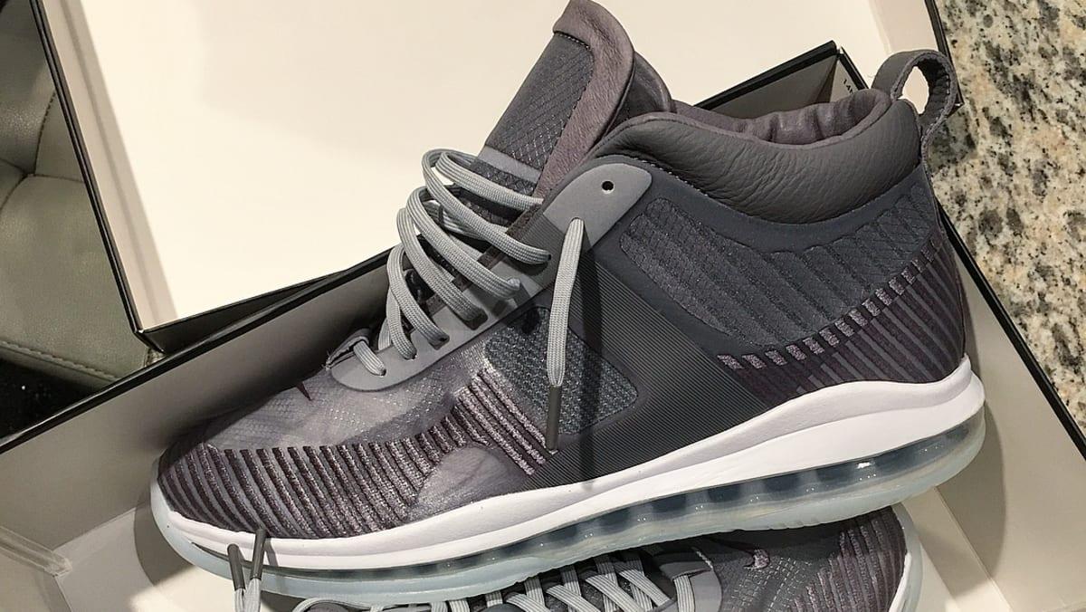 bde3b55d8997 John Elliott x Nike LeBron Icon  Grey  Friends and Family Exclusive ...