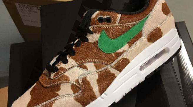 on sale f074e 40c95 A Better Look at the Atmos x Nike Air Max 1  Animal 3.0  Pack