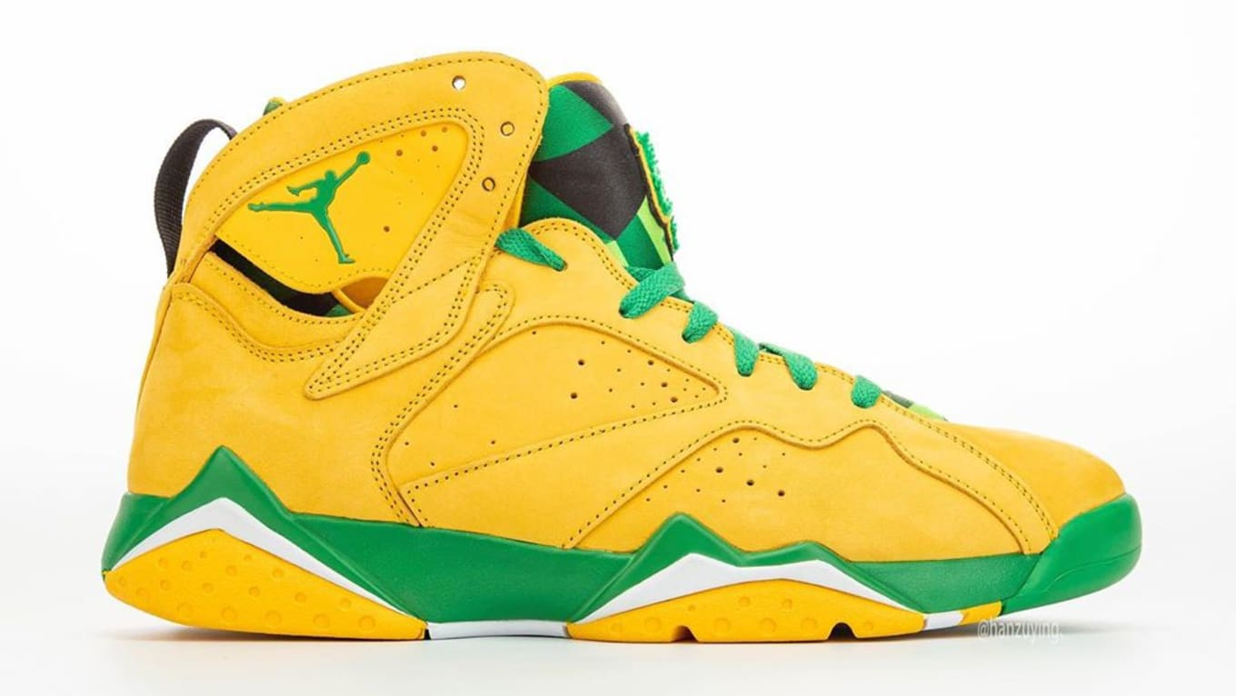 air jordan 7 oregon