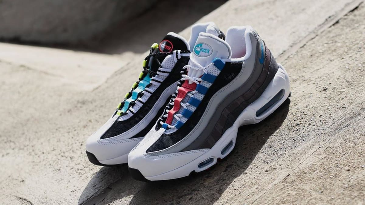 Nike Is Dropping a New 'Greedy' Air Max 95 Next Week